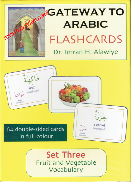 Gateway to Arabic Flashcards Set Three,9780956688224,