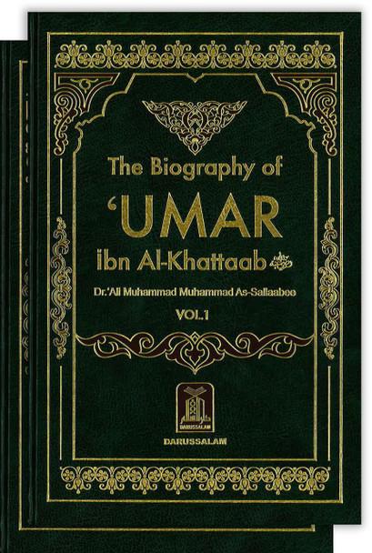 The Biography of Umar Ibn Al-Khattaab رضی الله عنهُ : DIP : 2 Volume Set