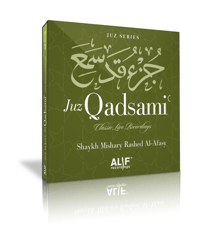 JUZ QADSAMI - 28TH CHAPTER OF THE QUR'AN CD