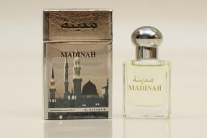 Madinah by Al Haramain Perfumes (15ml)