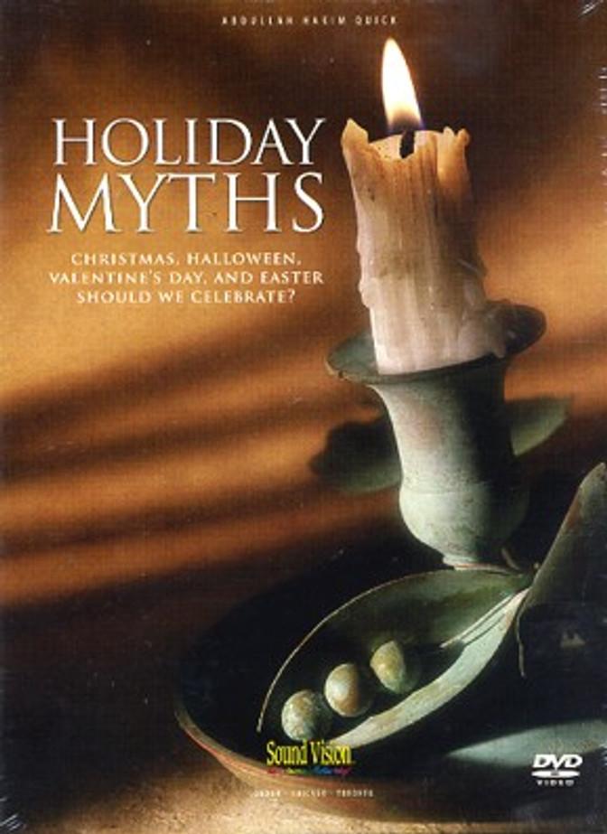 HOLIDAY MYTHS DVD