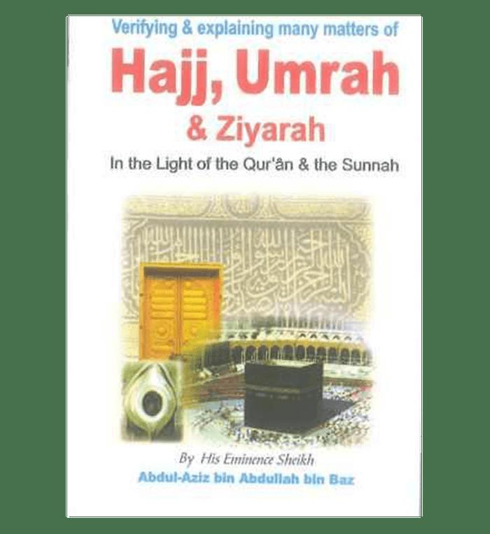 Hajj, Umrah and Ziyarah (Pocket Size)