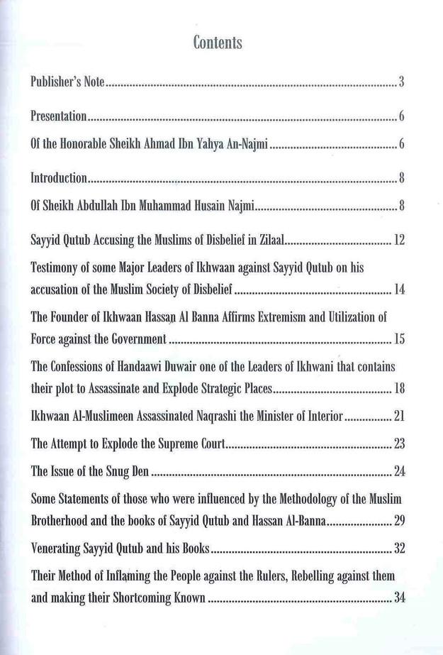 The Origin of Present Day Terrorism: The Muslim Brotherhood