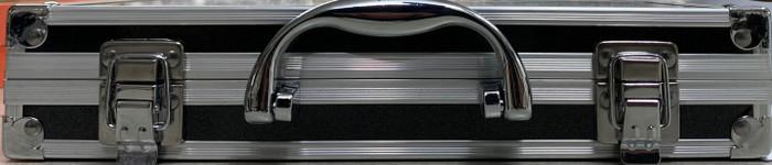 Digital Pen Reader with Tajweed Quran Black Aluminium Box (Uthmani Script) Medium Size 14x20