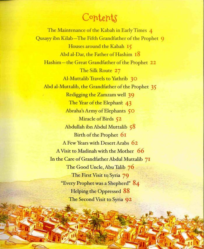 The Prophet Muhammad Storybook – 1