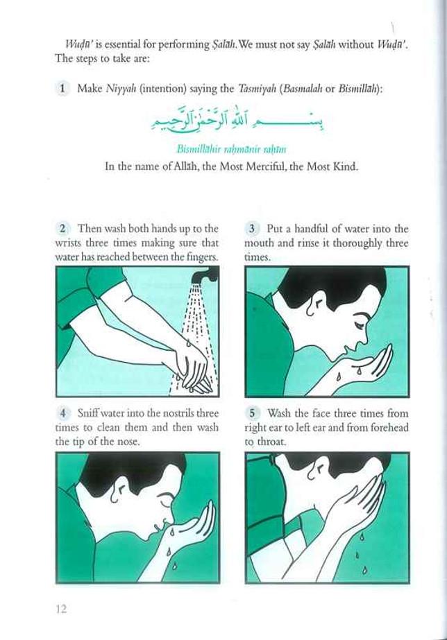 The Beginner's Book of Salah