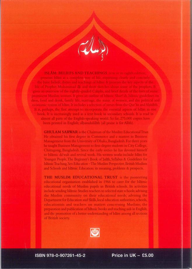 Islam Belief And Teachings
