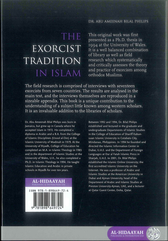 The Exorcist Tradition