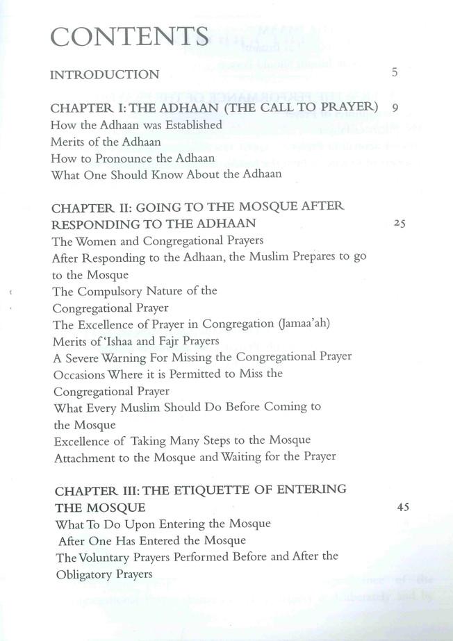 Prayer in Congregation
