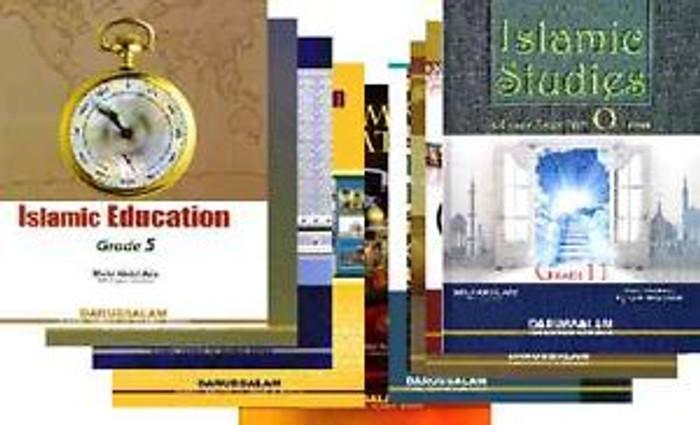 Islamic Studies Series Grades 1-12 (Set of 12 Books)