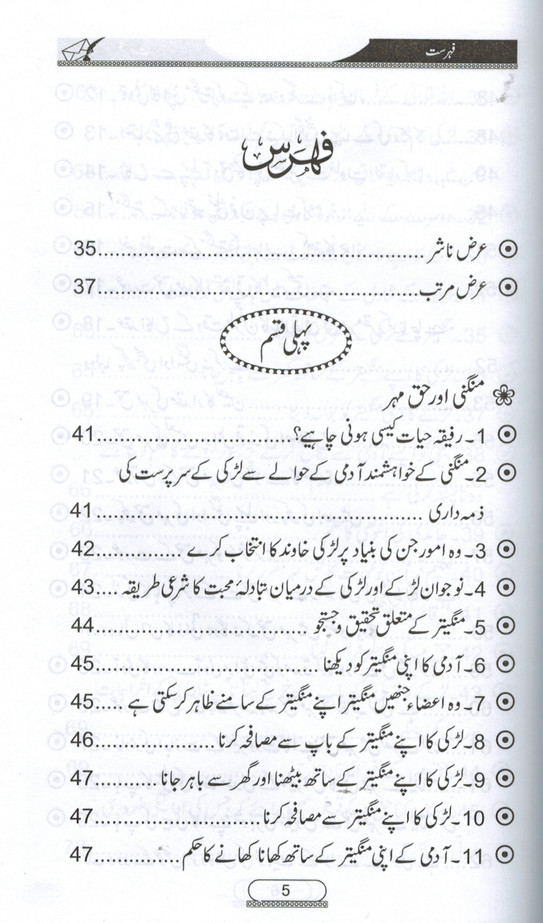 500 Sawal O Jawab Bray Nikah O Talaq : Urdu / پانچ سو سوال و جواب براے نکاح و طلاق