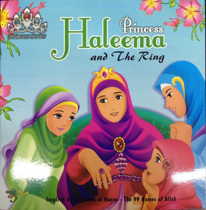 Princess Halema and The King
