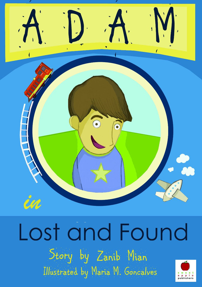 Adam in Lost and Found