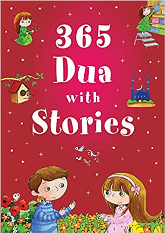 365 Dua With Stories Goodwords