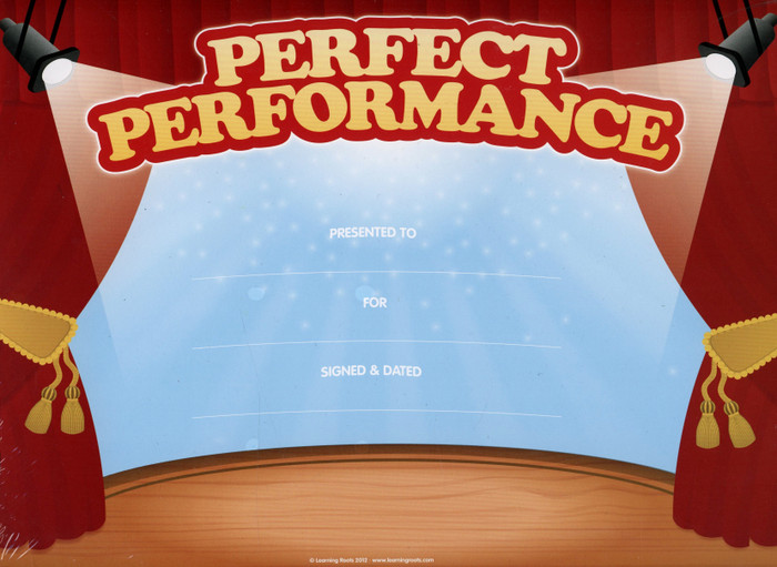 Perfect Performance (25 Pack - A4 Size)