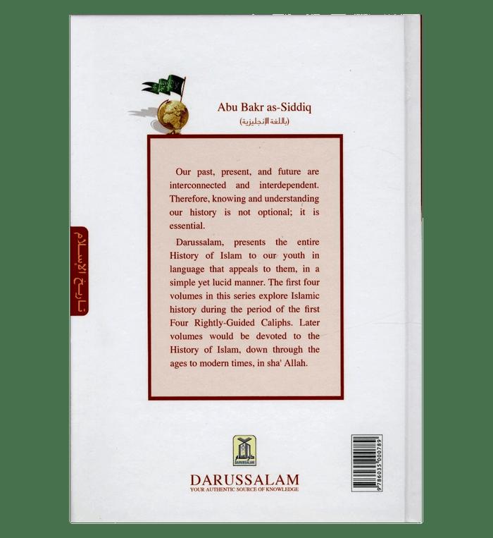 History of Islam : Abu Bakr As-Siddiq R.A.