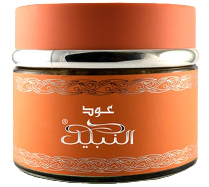 Oudh Nabeel Incense - 60 grams Bakhoor | Bakhoor Oudh to burn | Best seller