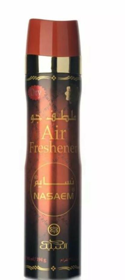 Genuine Nasaem Nabeel Air Freshener Fragrances Arabian Incense
