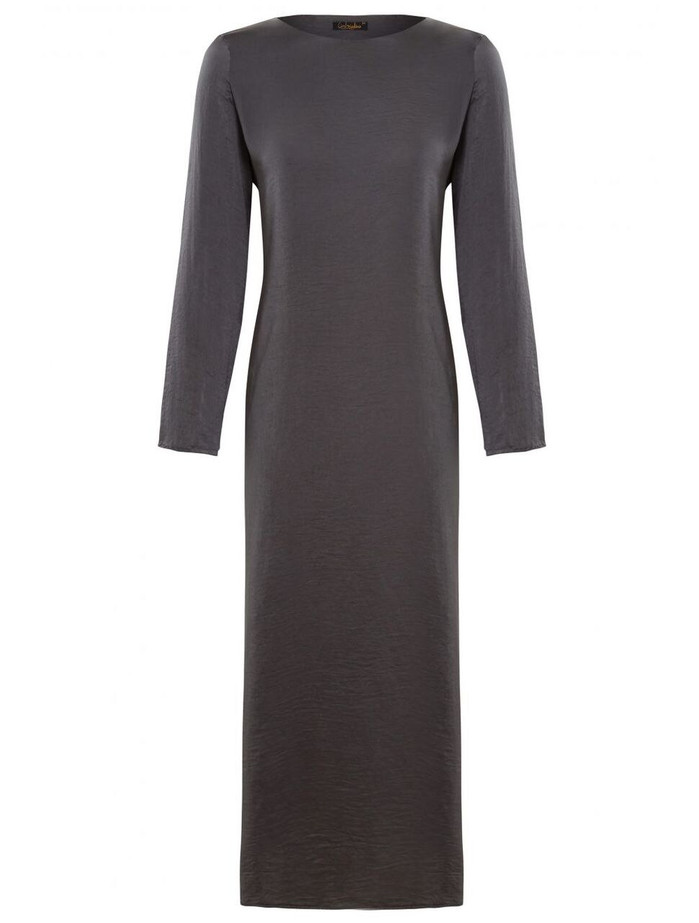 Grey Sleeved Slip, Zadina