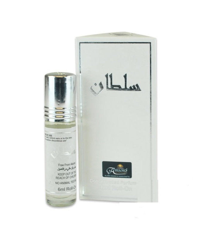 Sultan Concentrated Perfume-Attar (6ml Roll-on)