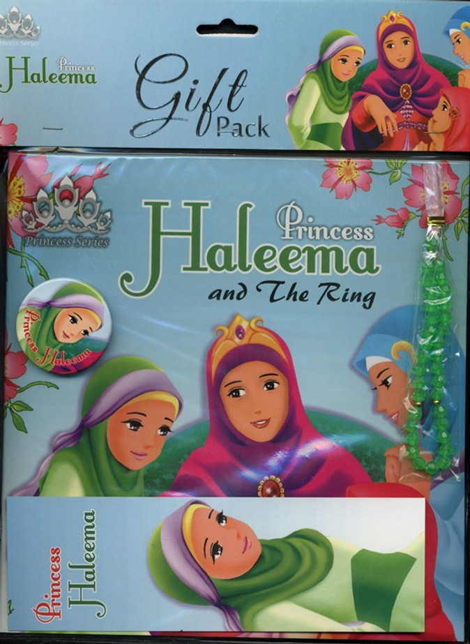 Princess Haleema Gift Pack