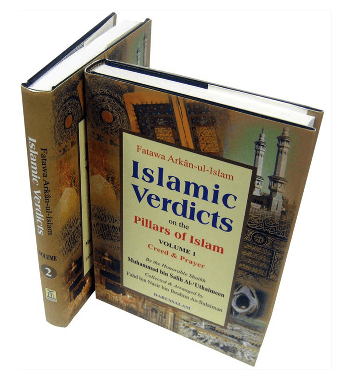 Islamic Verdicts on the Pillars of Islam : 2 Volume Set