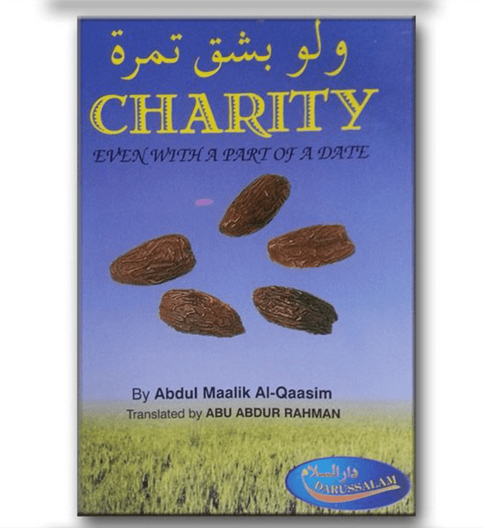 CHARITY (Even With A Part Of A Date)