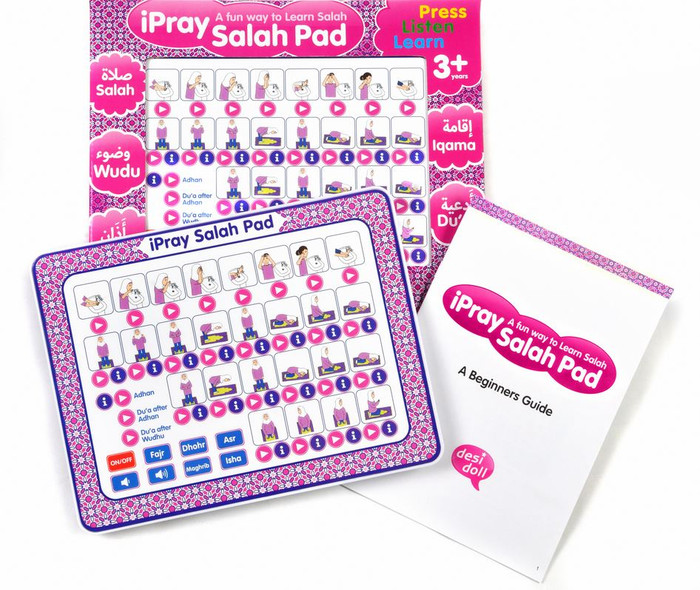 iPray Salah Pad – Girl