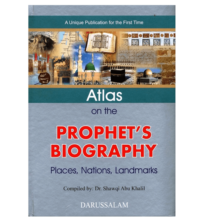 Atlas on the Prophets Biography(Places Nations Landmarks)