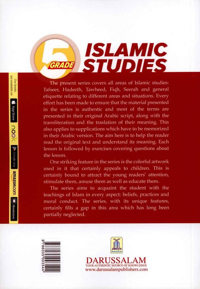 Islamic Studies Grade 5 (paperback)