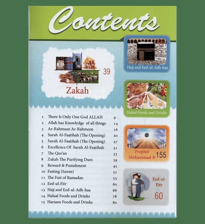 Islamic Studies Grade 4 (paperback)