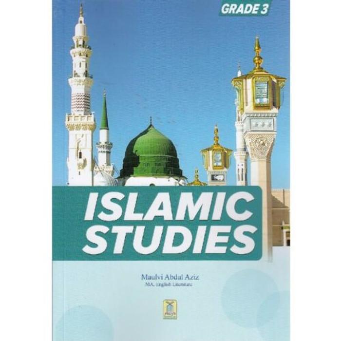 Islamic Studies Grade 3 (paperback)