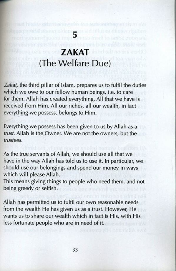 The Childrens Book of Islam (Part2)