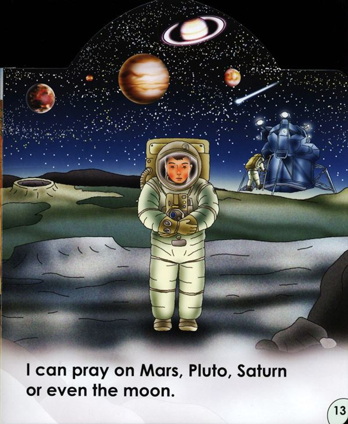 I Can pray Anywhere (I can series)