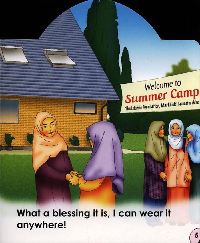 I Can Wear Hijab Anywhere  (I can series)