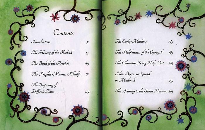 My First Prophet Muhammad Storybook