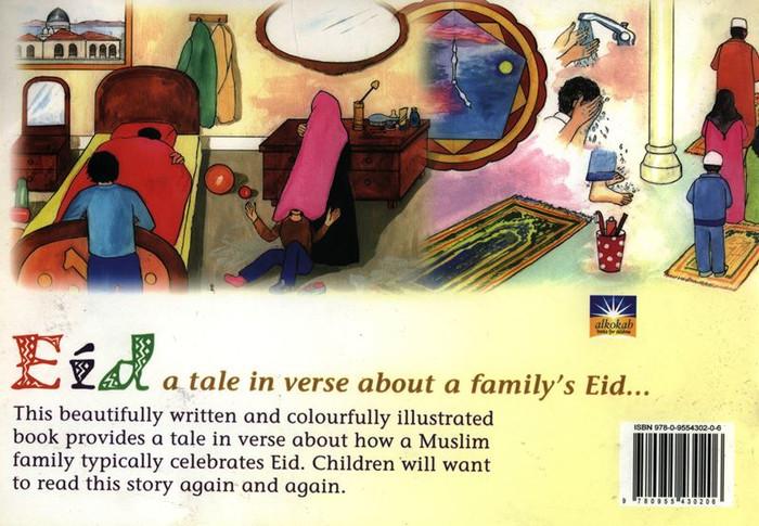 Eid- A Poem by Asma Ahmad