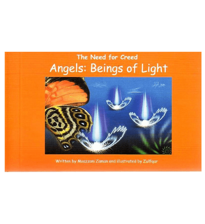 The Need for Creed: Angels Beings of Light (2)