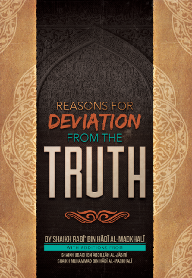 Reasons for Deviation from the Truth