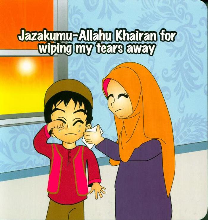 Jazakumu-Allahu Khairan - Book 7 (Stairway to Heaven)