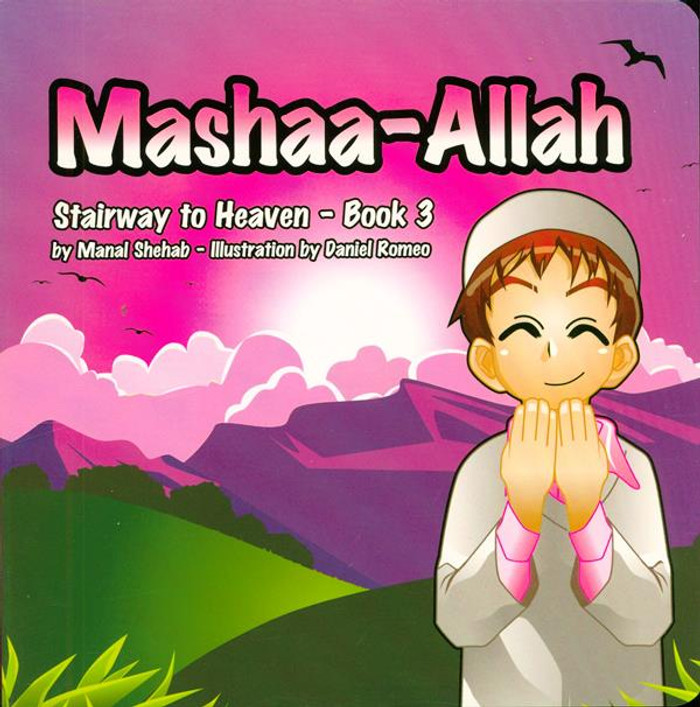 Mashaa-Allah - Book 3 (Stairway to Heaven)