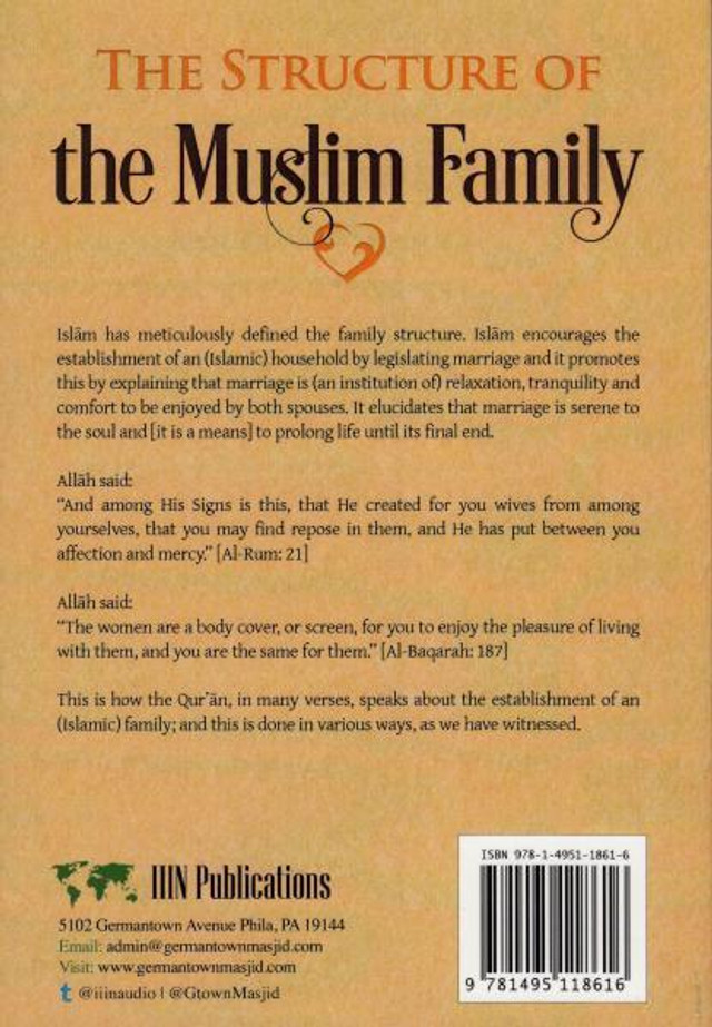 The Structure of the Muslim Family
