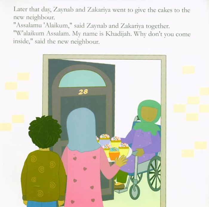 Zaynab And Zakariya-The New Neighbour