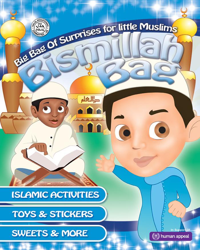 Bismillah Bag For Boys