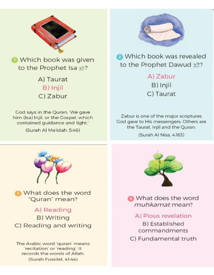 Quran Quiz Cards