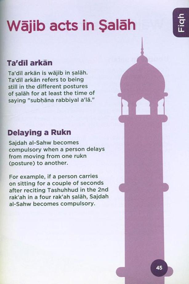 Islamic Curriculum Coursebook 6 (Boys )