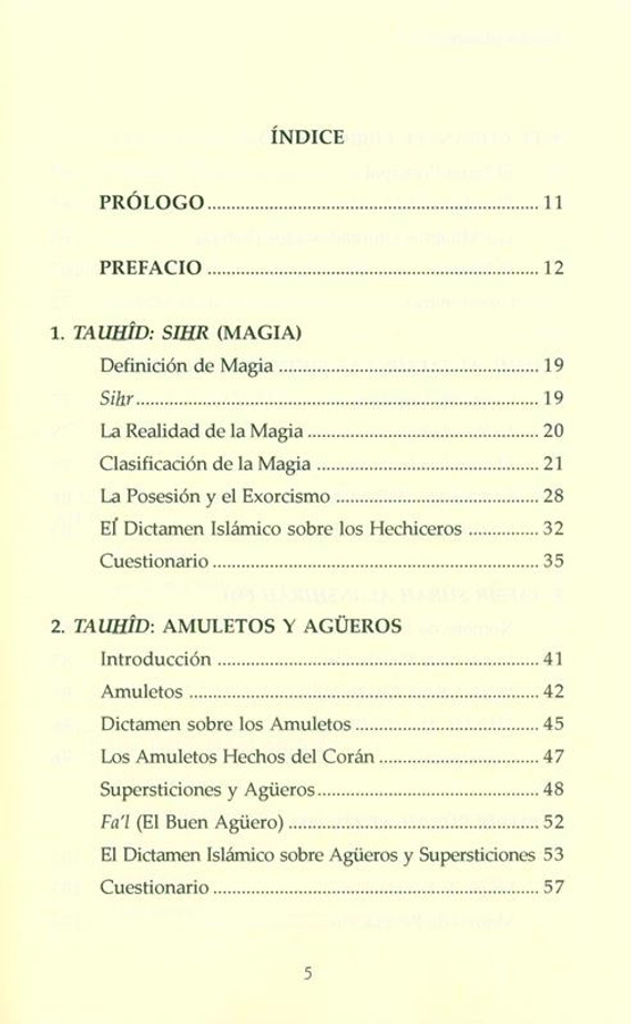 Estudios Islámicos Libro (4 volume set) Spanish