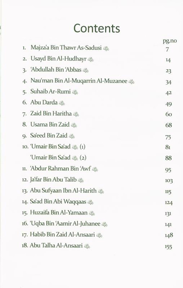 Stories From The Lives Of The Sahaba (vol 2)