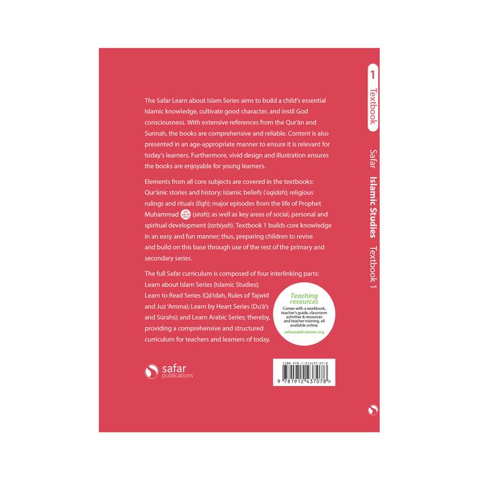 Islamic Studies Textbook 1 ,Learn about Islam Series