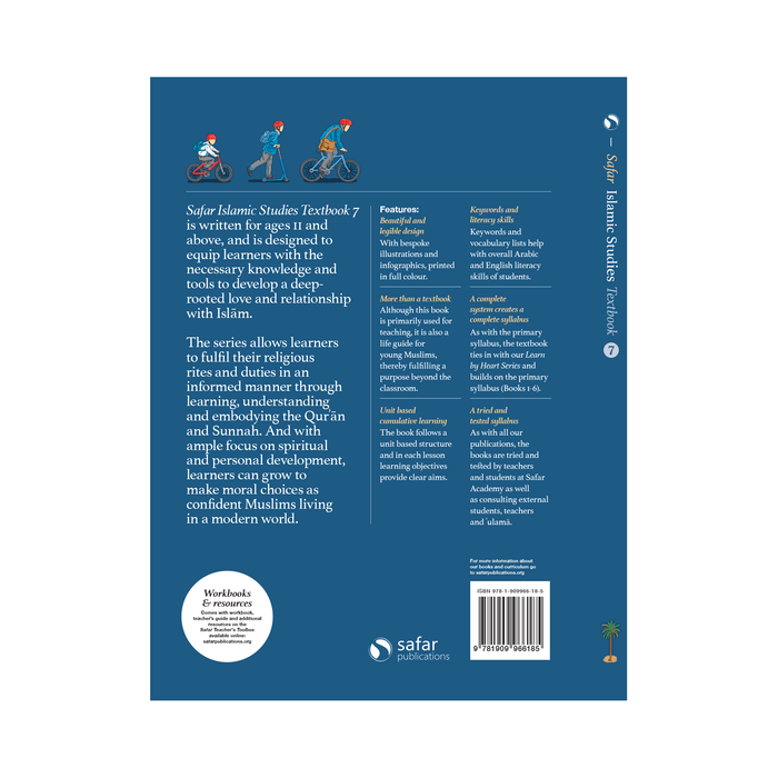 Islamic Studies: Textbook 7 – Learn about Islam Series